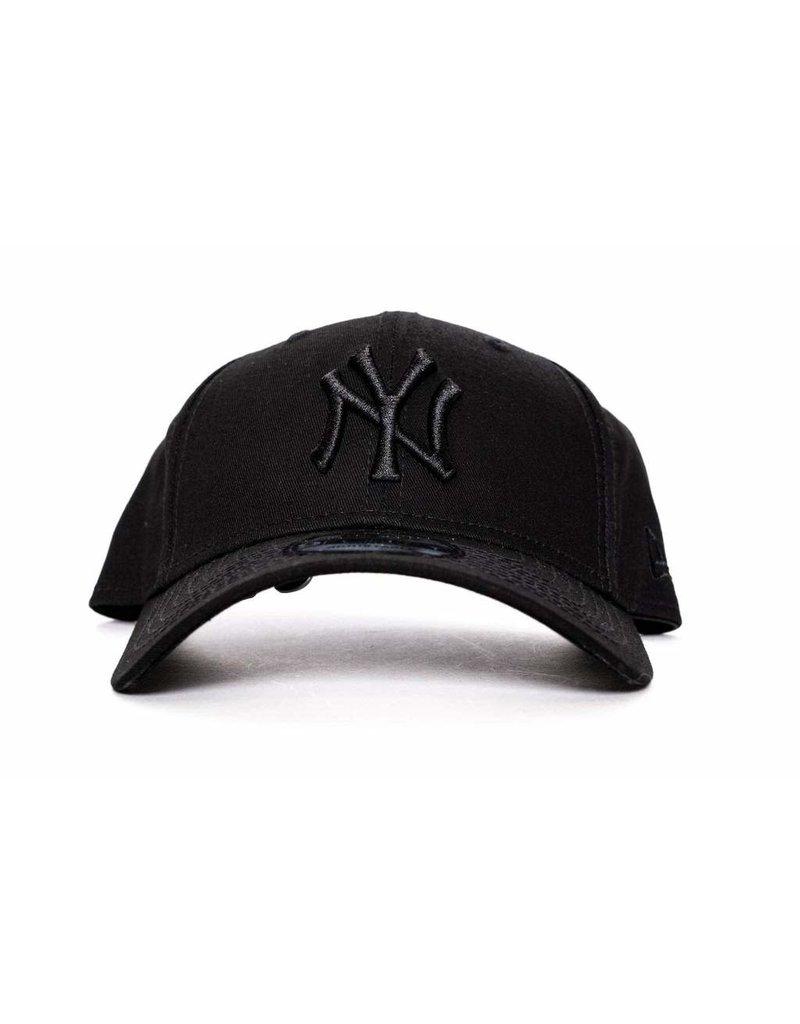 NEW ERA CAP NEW ERA NY ALL BLACK