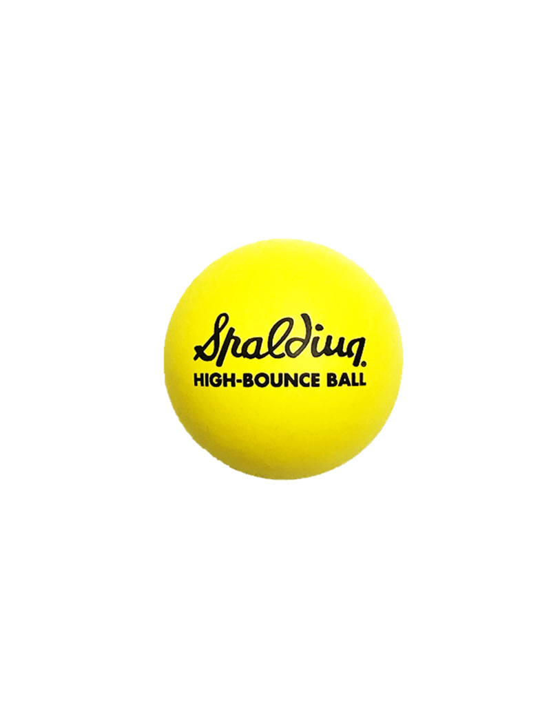 SPALDING HI BOUNCE BALL FLOURO