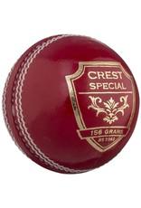 GRAY NICOLLS CRICKET BALL GRAY NICOLLS 142G RED CREST SPECIAL
