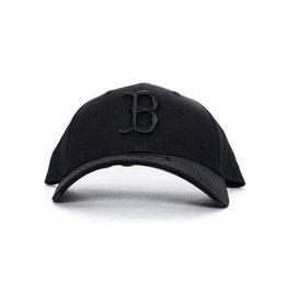 NEW ERA CAP NEW ERA BOSTON ALL BLACK