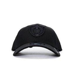 NEW ERA CAP NEW ERA RAIDERS ALL BLACK
