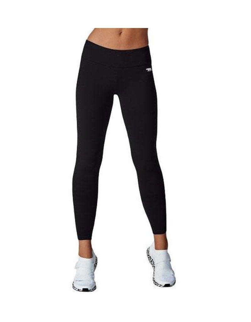 RUNNING BARE TIGHTS RUNNING BARE WOMENS SUPLEX FULL LENGTH BLACK