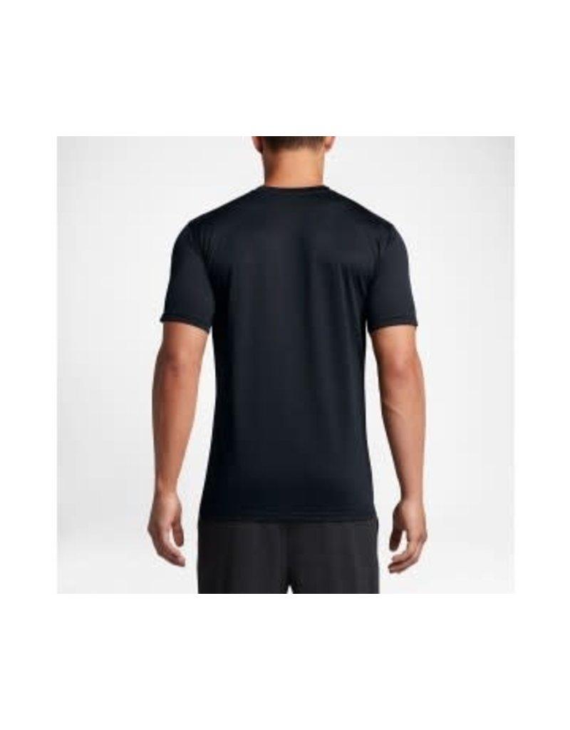 NIKE T-SHIRT NIKE MENS BLACK 718833-010