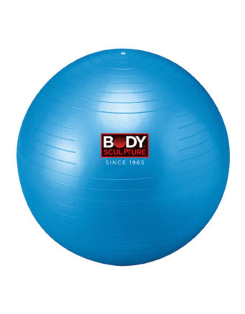 REGENT GYM BALL BODY SCULPTURE BLUE WITH PUMP