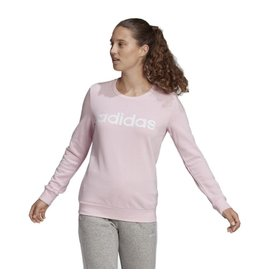 ADIDAS CREW ADIDAS WOMENS LIN FT SWT PINK GL0721