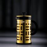 BODUM BODUM Eileen French Press 8 Cup - Gold DISC
