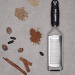 MICROPLANE MICROPLANE Gourmet Fine Grater - Black