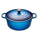 LE CREUSET LE CREUSET Round French Oven 6.7L - Blueberry