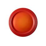 LE CREUSET LE CREUSET Classic Salad Plates S/4 22cm - Flame DISC