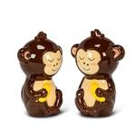 ABBOTT ABBOTT Monkey with Banana Salt & Pepper DNR