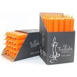 """TWILIGHT TWILIGHT Candle 7"""" - Orange"""