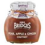 MRS BRIDGES MRS BRIDGES Pear, Apple & Ginger Chutney 300g