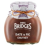MRS BRIDGES MRS BRIDGES Date & Fig Chutney 300g