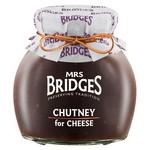 MRS BRIDGES MRS BRIDGES CHUTNEY FOR CHEESE 300G