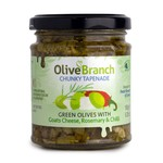 OLIVE BRANCH OLIVE BRANCH Green Olive Tapenade with Goat Cheese 180g