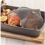 BROWNE NOVAC Roast Easy Chainmail Baking Cover - Stainless