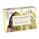 MICHEL DESIGN WORKS MICHEL DESIGN Boxed Soap 4.5oz - Honey & Clover