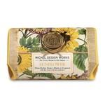 MICHEL DESIGN WORKS MICHEL DESIGN Large Bath Soap - Sunflower
