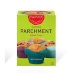 PAPERCHEF PAPERCHEF Parchment Lotus Cups 12 - Multi-Coloured