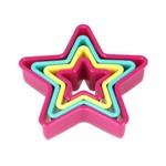 LODGE Cookie Cutter Set Star
