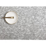 CHILEWICH CHILEWICH Metallic Lace Placemat - Silver DNR