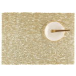 CHILEWICH CHILEWICH Metallic Lace Placemat - Gold DNR