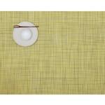 CHILEWICH CHILEWICH Mini Basketweave Placemat - Lemon  DNR