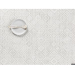 CHILEWICH Mosaic Placemat - Grey