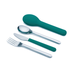 JOSEPH JOSEPH JOSEPH JOSEPH Go Eat Stainless Cutlery Set & Case