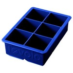 TOVOLO King Ice Cube Tray - Stratus Blue