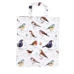ULSTER WEAVERS ULSTER WEAVERS Gusset PVC Bag - Bird Song DNR