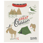ECOLOGIE ECOLOGIE The Great Outdoors Swedish Sponge Cloth