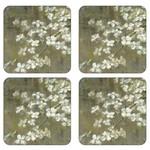 PIMPERNEL PIMPERNEL Dogwood in Spring Coasters S/6