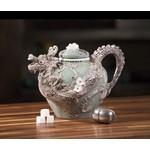 BLUE SKY CLAYWORKS BLUE SKY Green Dragon Teapot
