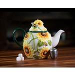 BLUE SKY CLAYWORKS BLUE SKY Sunflower Teapot