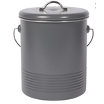 NOW DESIGNS NOW DESIGNS Compost Bin - Charcoal