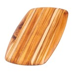 """TEAKHAUS TEAKHAUS Rounded Edge Cutting / Serving Board 14x9"""""""