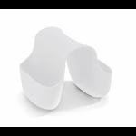UMBRA UMBRA Saddle Sink Caddy - White