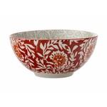 MAXWELL WILLIAMS MAXWELL WILLIAMS Batik Bowl 15cm - Red / Grey