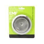 "EMF EMF Rimmed Sink Strainer 4.5"" - Stainless"