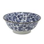 """EMF EMF Butterfly Japanese Porcelain Bowl 8"""" - Blue"""