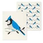 ABBOTT ABBOTT Swedish Cloth S/2 - Blue Jay