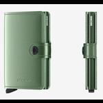 SECRID SECRID Miniwallet Metallic - Green