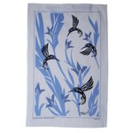 BILL HELIN Hummingbird Tea Towel