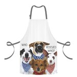 PAPER PRODUCTS DESIGN PPD Apron - Who Rescued Who?