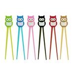 EMF EMF Learn Chopsticks - Owl