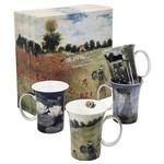 MCINTOSH MCINTOSH Monet Classic Mugs S/4