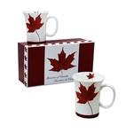 MCINTOSH MCINTOSH Memories of Canada Mugs S/2