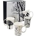 MCINTOSH MCINTOSH Eternal Silhouette Mugs S/4