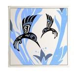 BILL HELIN Hummingbird Trivet Boxed